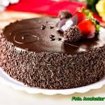 Polewa czekoladowa - prosta i zawsze się udaje.