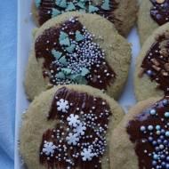 Delikatne 4 składnikowe ciasteczka z budyniem