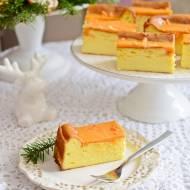Pomarańczowy sernik wiedeński z makutry