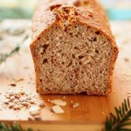 Chleb pszenno żytni na zakwasie - prosty przepis na jeden bochenek