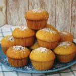 Muffinki budyniowo-malinowe