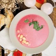 Jasznik – zupa na zakwasie buraczanym
