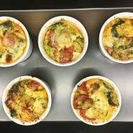 Wtorek: Warzywne muffiny