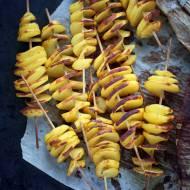 Spiralki z ziemniaków