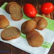 Bułki pszenne na zakwasie żytnim