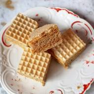Domowe wafle