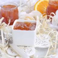 Konfitura z pomarańczy.
