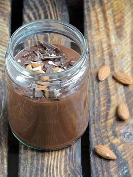 Krem czekoladowo-orzechowo-bananowy