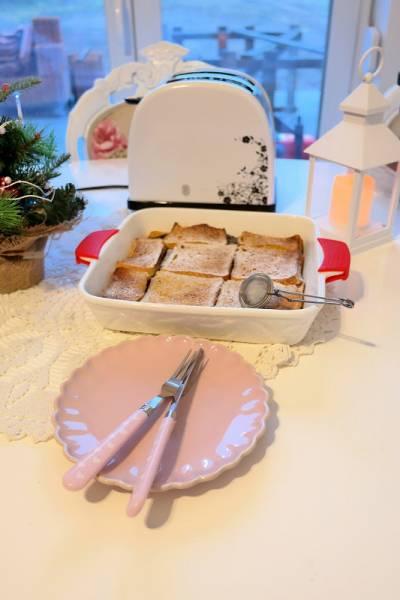 Pudding chlebowy - idealny na śniadanie!
