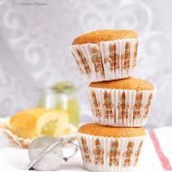 Muffinki z dżemem cukiniowym