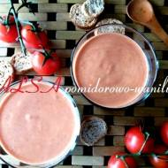 Salsa pomidorowo-waniliowa