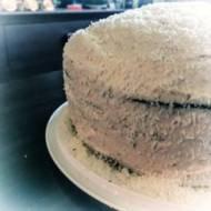 Tort piernikowy – prezent na 33 urodziny :)