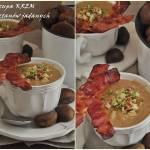 Zupa z kasztanów i warzyw