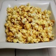 Popcorn karmelowy – przepis