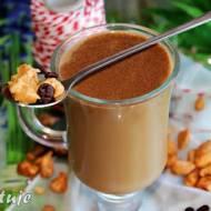 Kawa z masłem orzechowym (pobudza i syci)