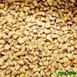 Nalewka  z nasion kozieradki  ( na lepszą pamięć i poprawę apetytu ).