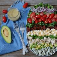 Cobb salad - kultowa amerykańska sałatka