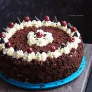Tort Szwarcwaldzki + 18 urodziny