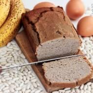 Chleb paleo bananowo-fasolowy