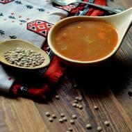 Harira –  marokańska zupa