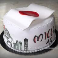 Tort dla miłośnika Japonii