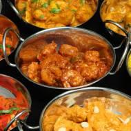 Zadanie kulinarne - curry.