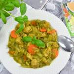 Kurczak curry + film
