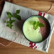 Pogodowe zamieszanie i wiosenno-zimowy pudding chia