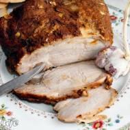Aromatyczny i soczysty schab pieczony w rękawie (na obiad i kanapkę)