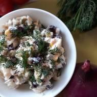 Makaronowa sałatka z tuńczykiem