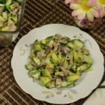 Sałatka z awokado i tuńczyka – prosta smaczna i zdrowa