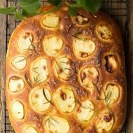 Focaccia z ziemniakami i rozmarynem…