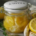 Cytryny w syropie
