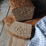Chleb bez wyrabiania, robi się go w 5 min.