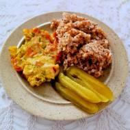 Siekane kotlety z brokułem i serem