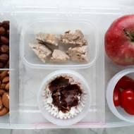 SZKOLNY LUNCH BOX LCHF nr 7 (keto, LCHF, optymalny, bez glutenu