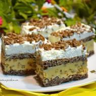 Słonecznikowiec - ciasto ze słonecznikiem