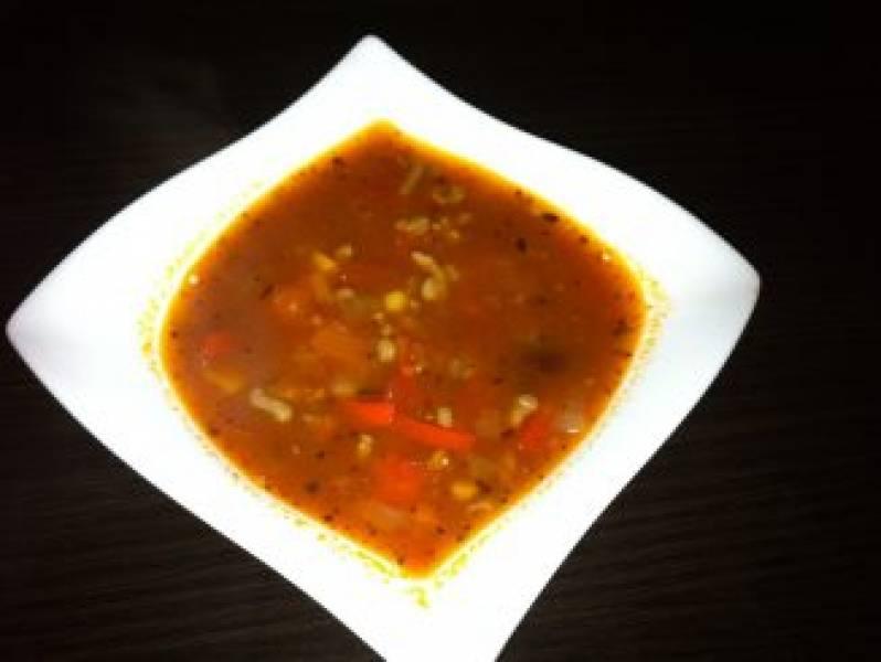 Ale Meksyk – pyszna zupa meksykańska