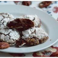 Ciastka czekoladowe z orzechami pekan czyli Slodki Czwartek odc.144