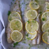 Filet rybny pieczony w piekarniku