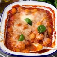 Gnocchi zapiekane w sosie pomidorowym…