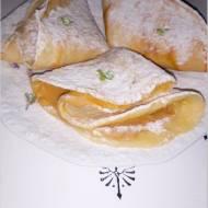 Naleśniki z masłem orzechowym