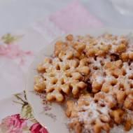 Rozetki ciasteczka skandynawskie