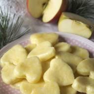 Kluseczki z jabłuszkiem