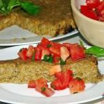 Pasztet warzywny zpomidorową salsą – dieta drDąbrowskiej