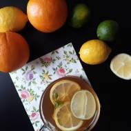 Cytrusowa herbatka z limonką