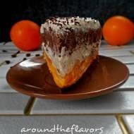 Tort kawowo pomarańczowy