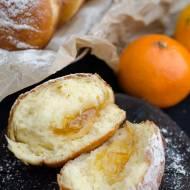 Pączki z nutką pomarańczy