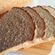 Chleb pszenno-żytni bez zagniatania