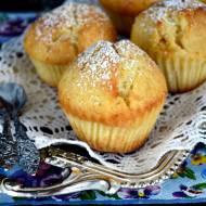 Pomarańczowe muffinki na maślance